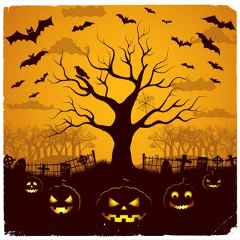 Halloween Evening Design