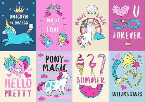 Cute Magic Cards