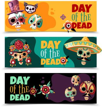 Dead Day Banners