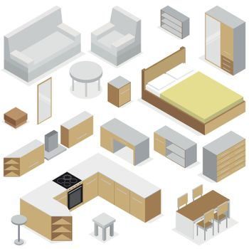 Furniture Elements For Home Interior