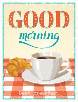 Good Morning Poster