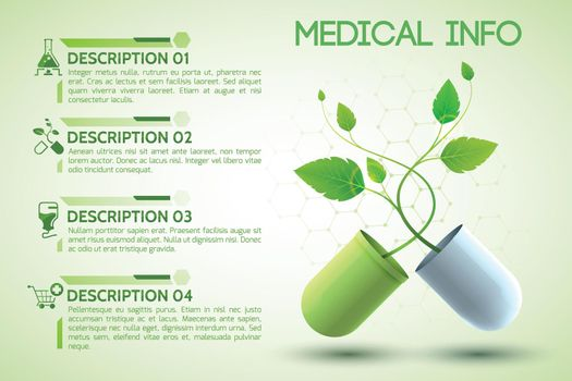 Healthcare Information Poster