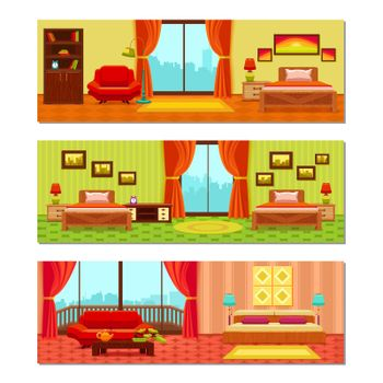 Hotel Rooms Compositions