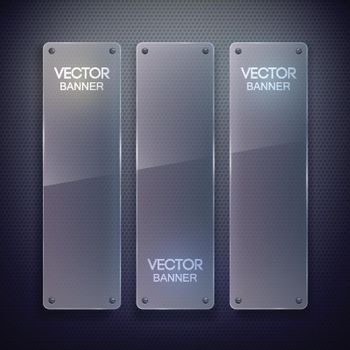 Web Blank Vertical Banners