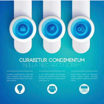 Business Infographic Presentation Concept