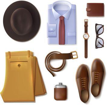 Men Wear Concept
