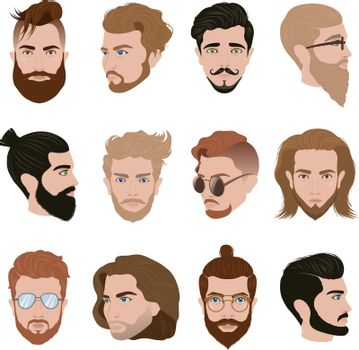 Men Hairstyle Collection