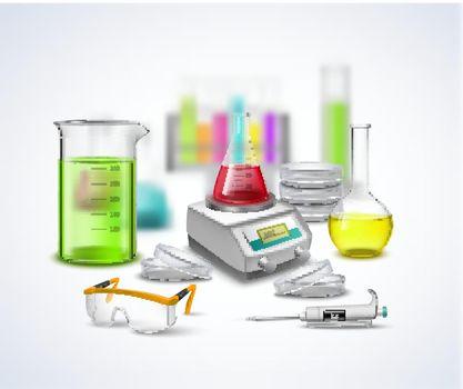Laboratory Stuff Composition
