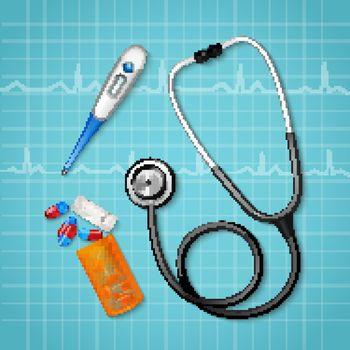 Medical Treatment Tools Composition
