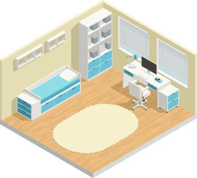 Kids Room  Composition