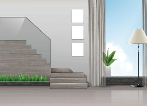 Design of hall
