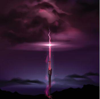 Witchcraft magic wand