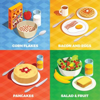 Lunch Meal Design Concept