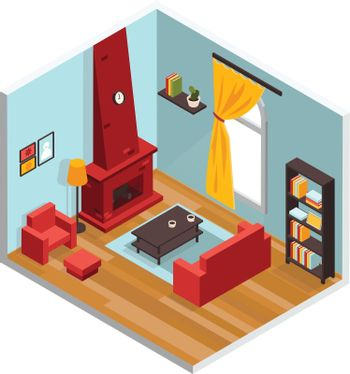 Living Room Inerior Concept