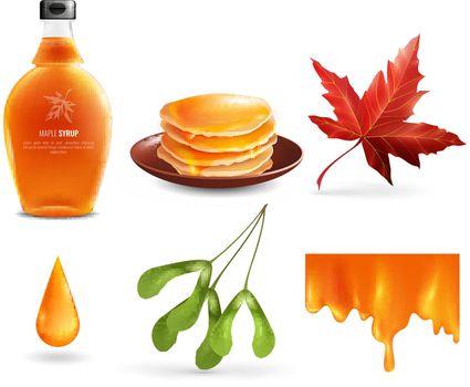 Maple Syrup Set