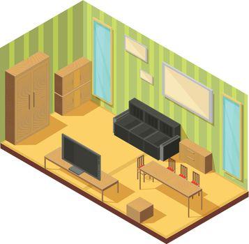 Front Room Furniture Composition