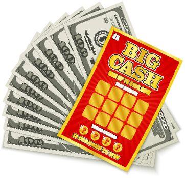 Lottery Cash Win