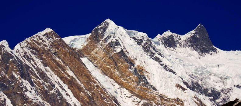 Baraha Shikhar, Annapurna Conservation Area, Himalaya, Nepal