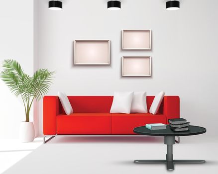 Realistic Interior Image