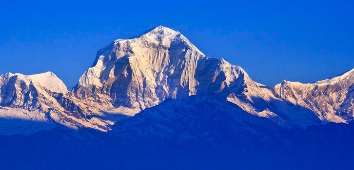 Dhaulagiri Range, Annapurna Conservation Area, Himalaya, Nepal