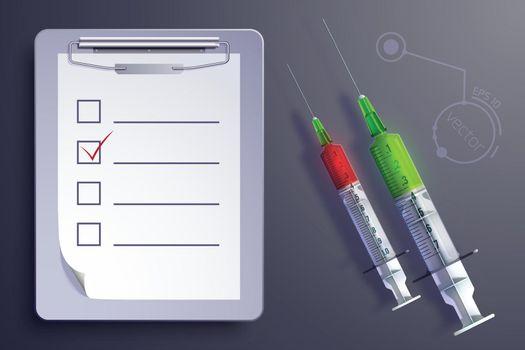 Medical Equipment Concept