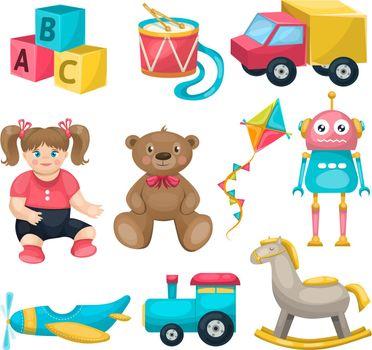 Kids Single Toys Set