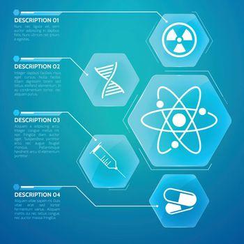 Medicine Blue Poster