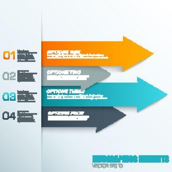 Infographics Elements Concept