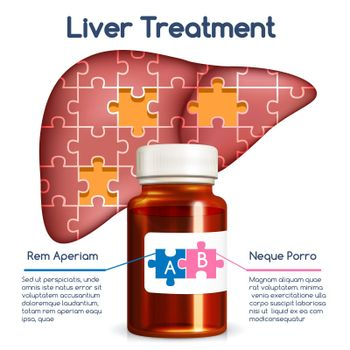 Liver treatment concept