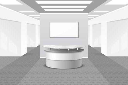 Lobby or reception interior