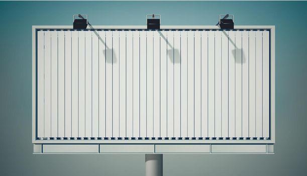 Large Advertising Horizontal Billboard