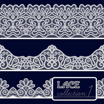 Lace Patterns Set