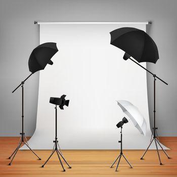 Photo Studio Design Concept