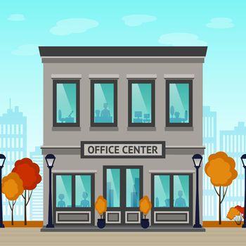 Office Center Building