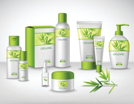 Cosmetics Decorative Set