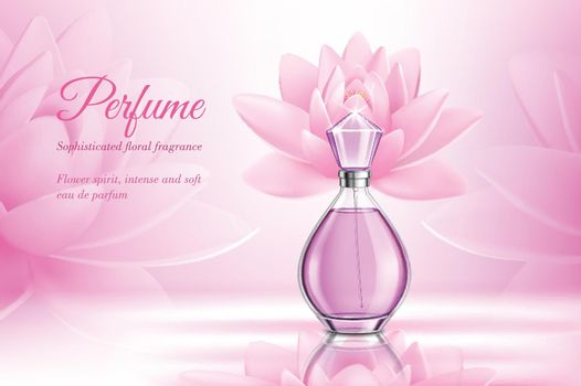 Perfume Product Rose Composition