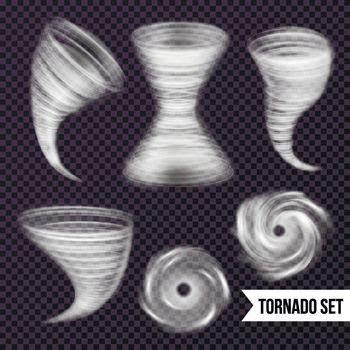 Monochrome Storm Realistic Collection