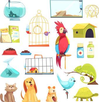 Pet Shop Set