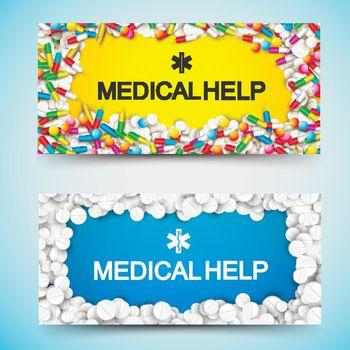 Pharmacy Horizontal Banners