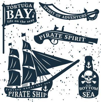 Pirates Quote Set