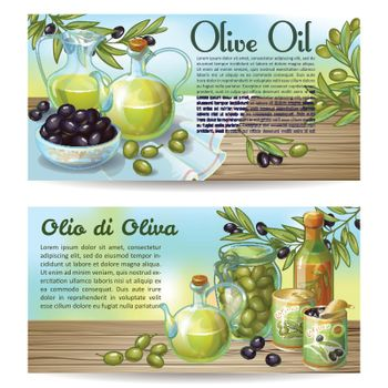 Olive Oil Horizontal Concepts
