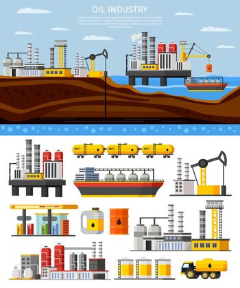 Oil Industry Composition