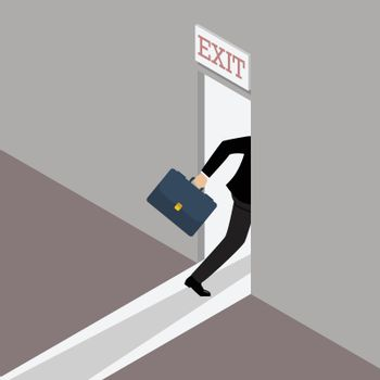 Business solution or exit strategy