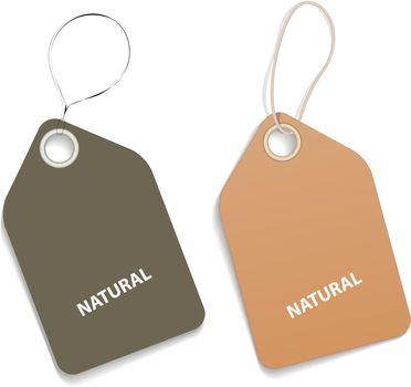 Natural tags