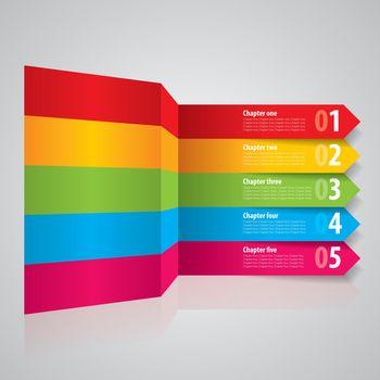 Modern Stripes Business Poster