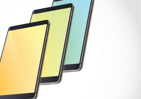 Modern Portable Gadgets Template