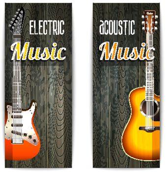 Music Banner Set