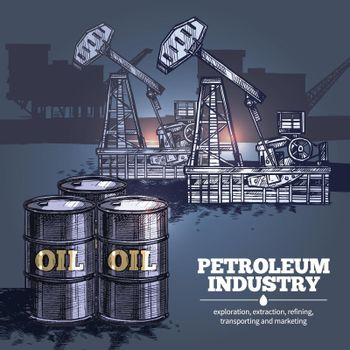 Oil Industry Background