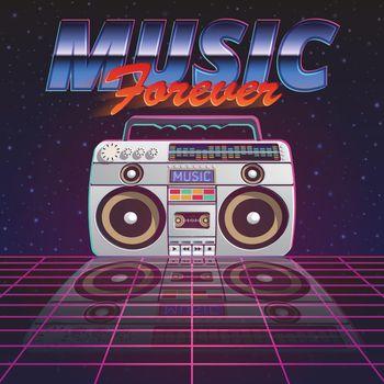 Music Forever Poster