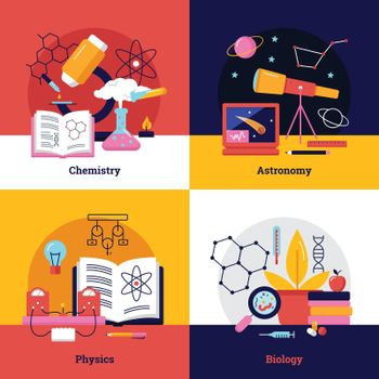 Science Square Banners